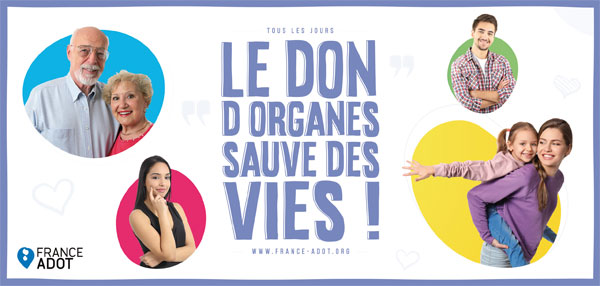 Le don d'organes ? On en parle !