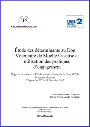 Determinants-DMO