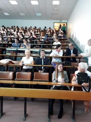 France Adot 21 Conférence UFR santé Dijon 2018