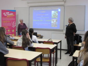 Lycée Raynouard à Brignoles