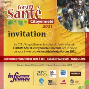 Visite Forum Santé 2021